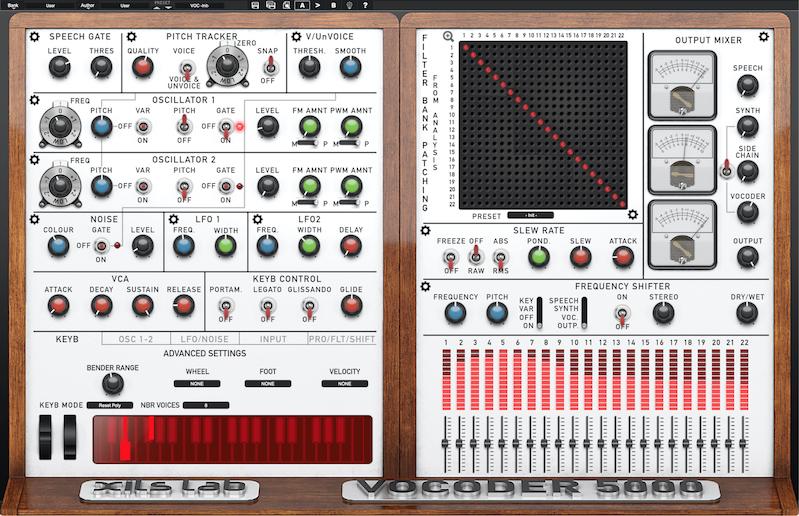 XILS Vocoder 5000 - XILS-lab